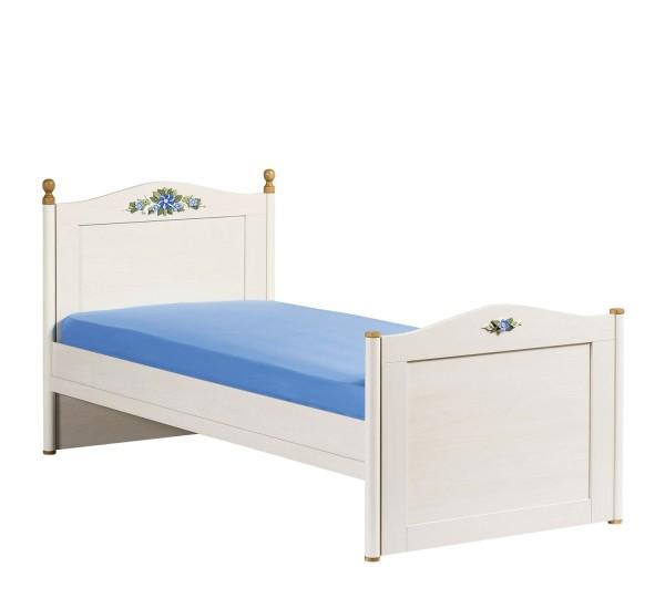 Kinderbett FIORA 120x200cm créme