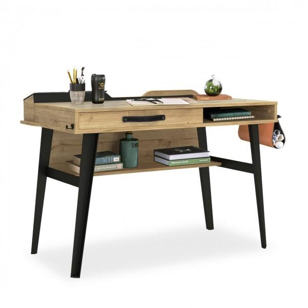 Schreibtisch WOODMETALL klein