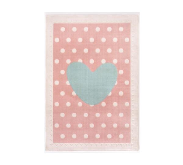 Kinderteppich BABYGIRL in rosa (130x190cm)