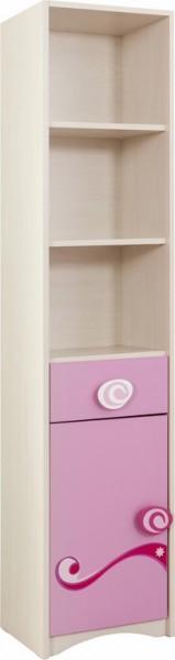 Bücherregal PRINCESS pink