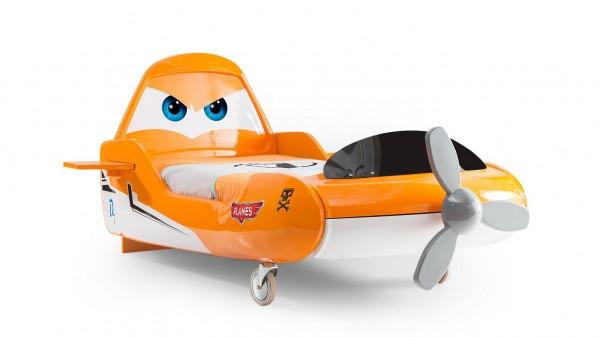 Cars Planes DUSTY Flugzeugbett