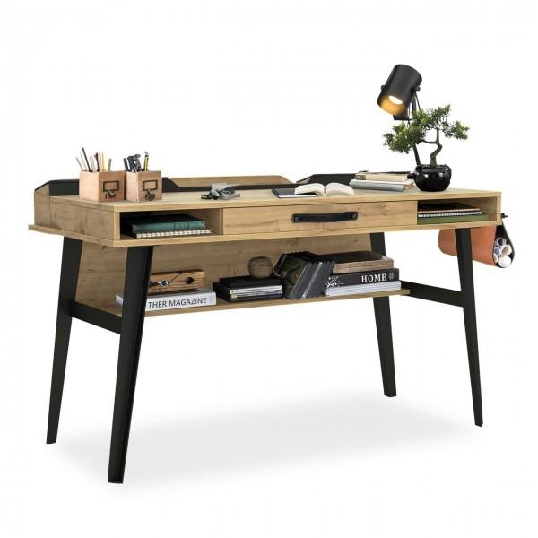 Schreibtisch WOODMETALL groß