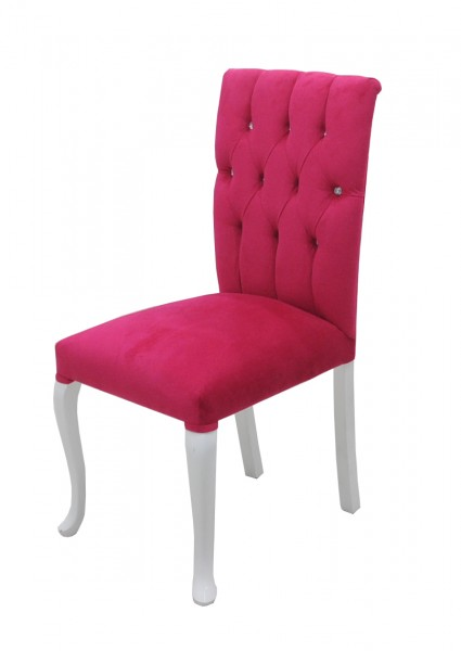 """Daysi red "" Stuhl in fuchsia rot"