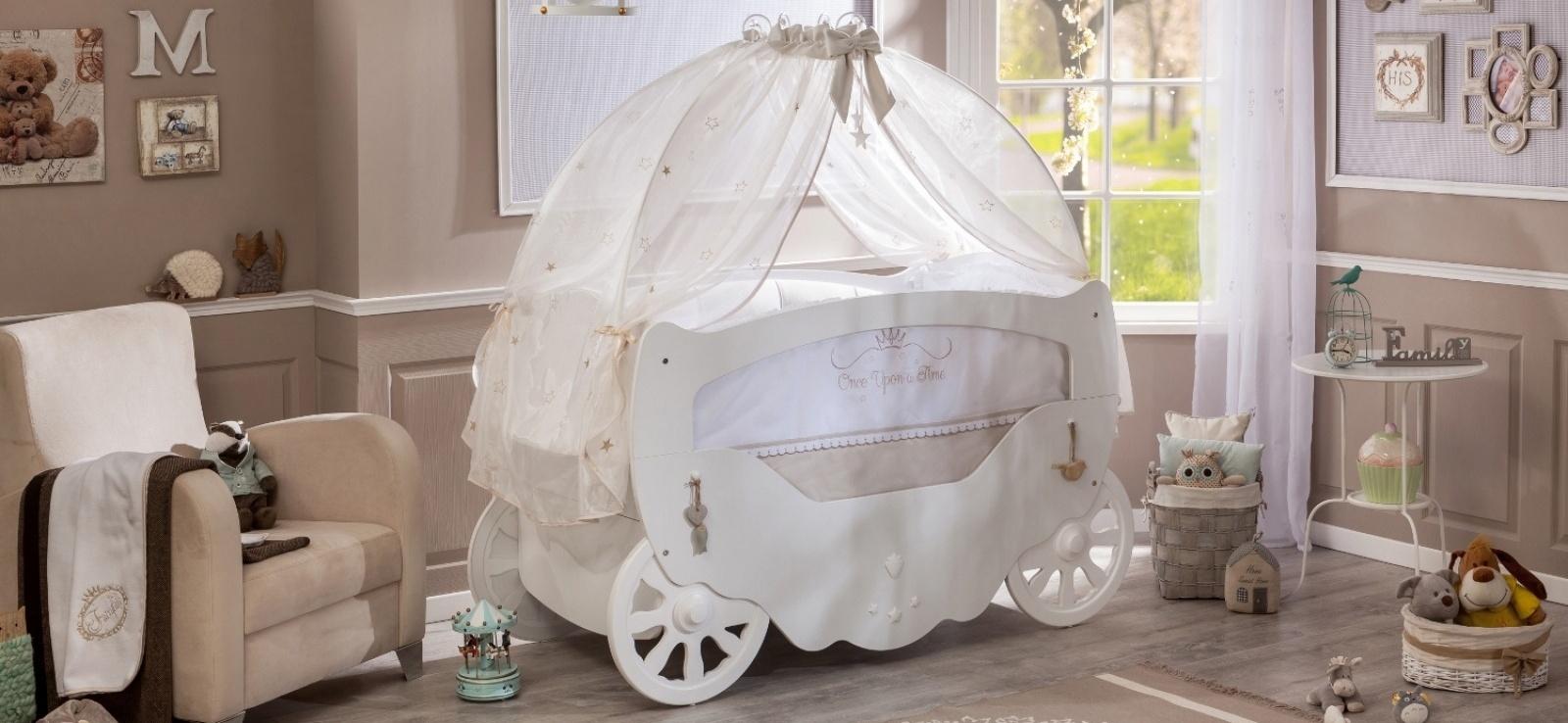 Babyfairy Kutschenbetten Günstig Online Traum Möbelcom