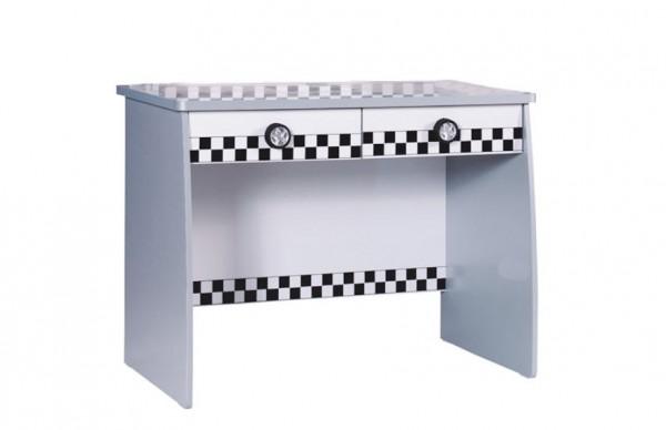 Schreibtisch TURBO weiß