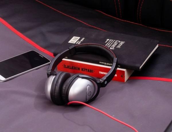 Kopfhörer Soundmax für GTI Autobett