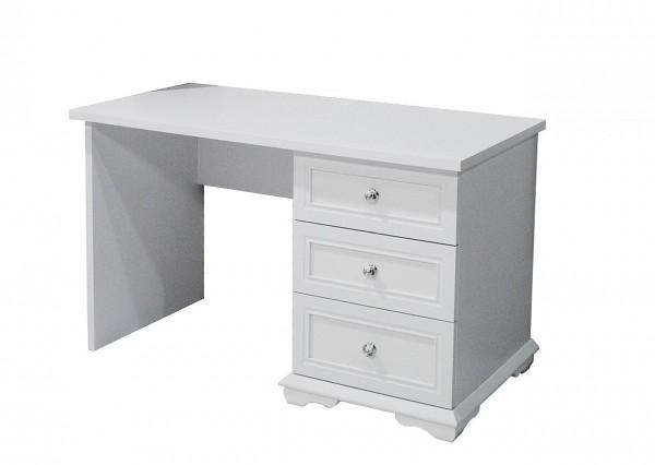 Schreibtisch CINDY weiß