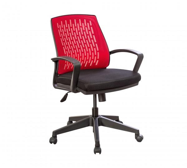 Schreibtischstuhl COMFORLESS rot