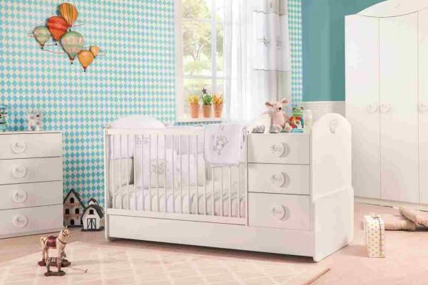 SPAR-SET Babyzimmer BABYCOTTON, 5-teilig