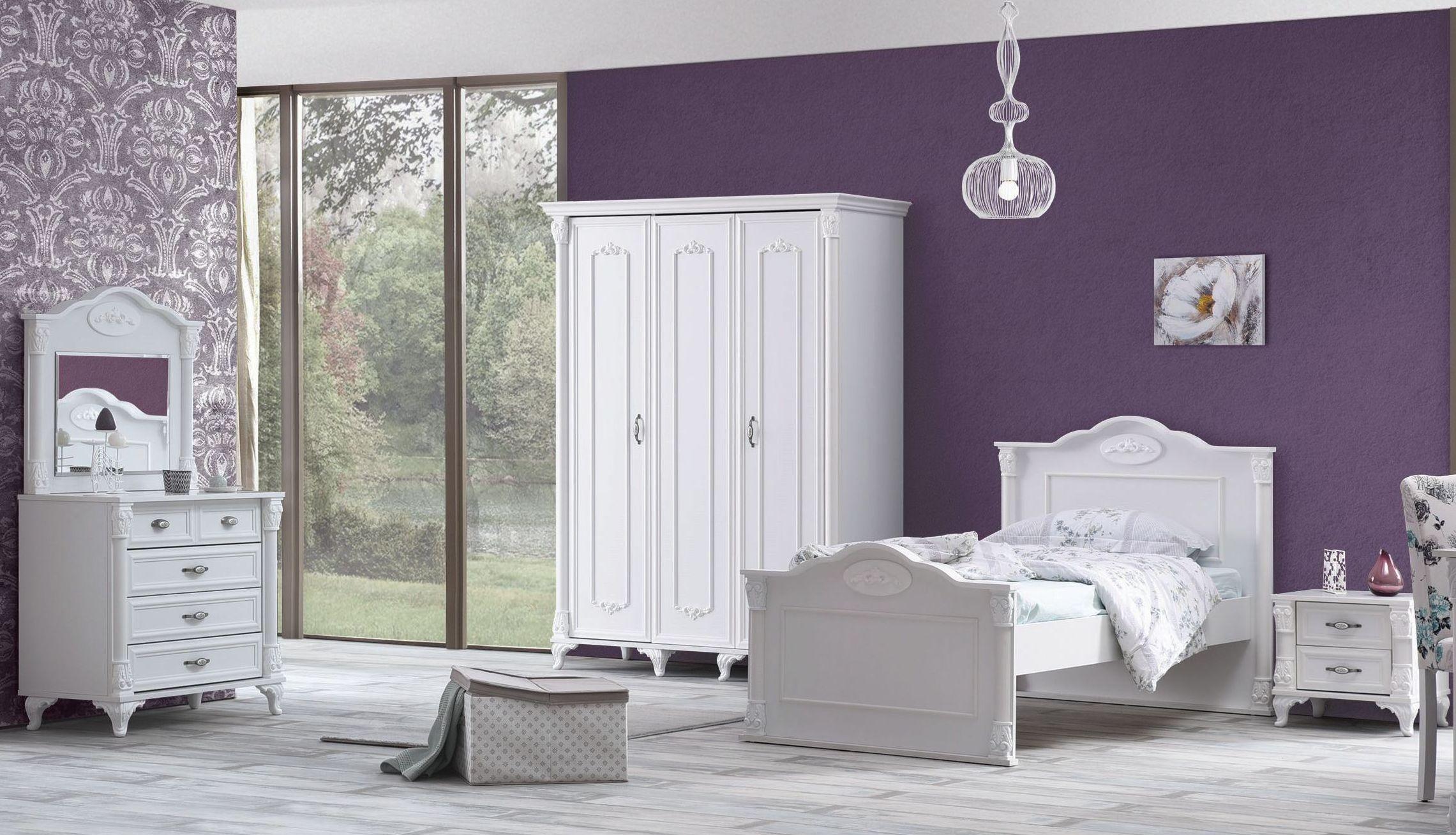 romantisches kinderzimmer romantik im landhausstil weiss g nstig kaufen 10 rabatt extra f r. Black Bedroom Furniture Sets. Home Design Ideas