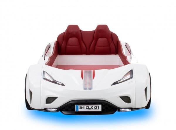 Autobett TURBO GTI weiss