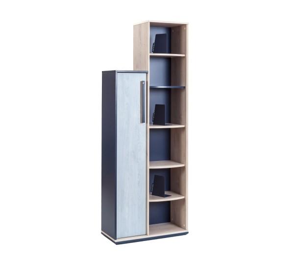 Bücherregal TRINO mit Stauraum