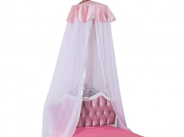 Moskitonetz PRINCESS rosa, Deckenaufhängung