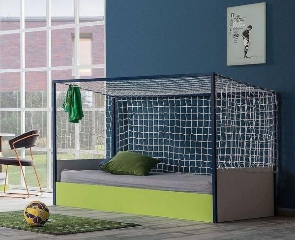 SPAR-SET Kinderzimmer FUßBALL, 2 teilig