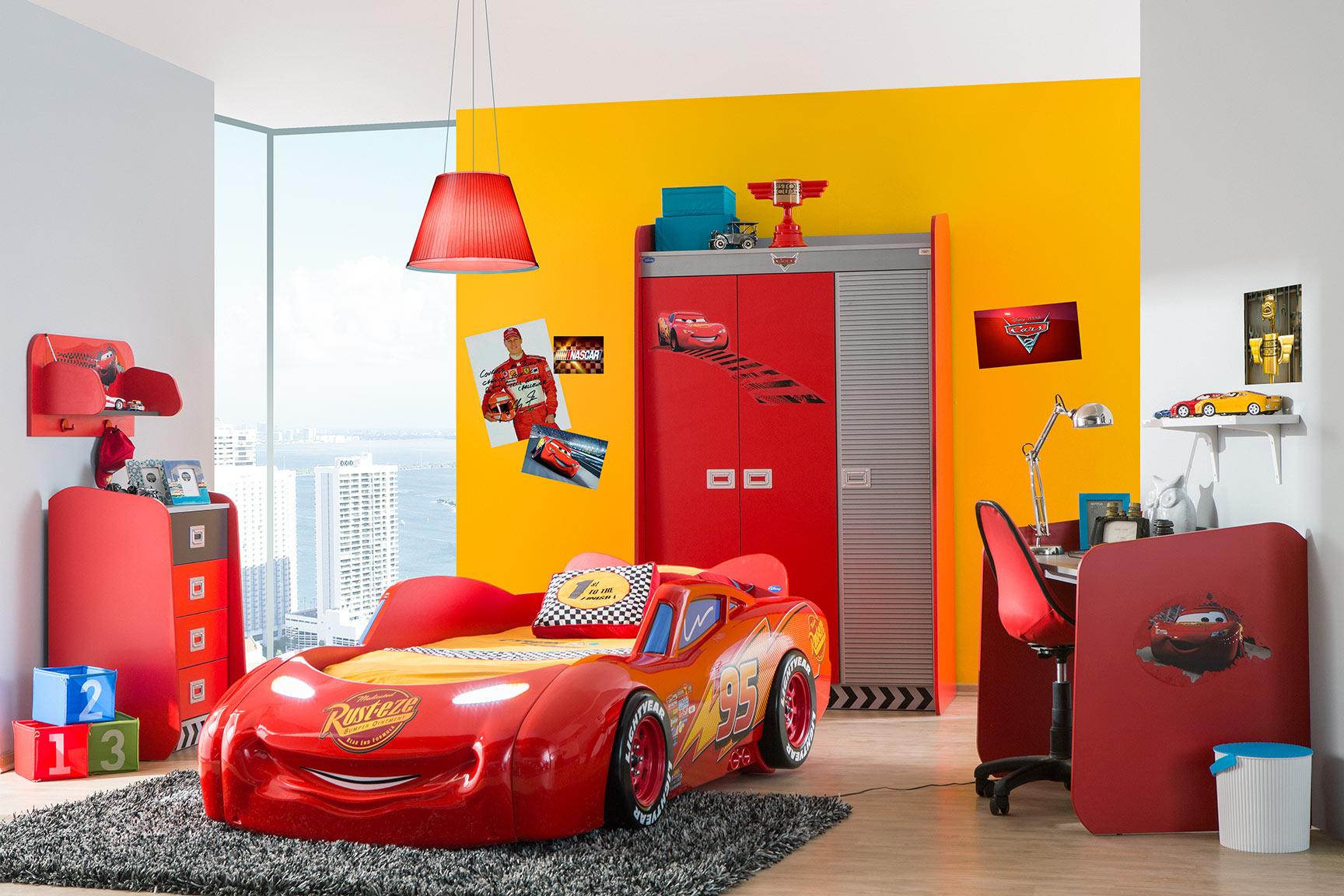Cars Lightning McQueen Kinderzimmer   jetzt online bestellen zum ...