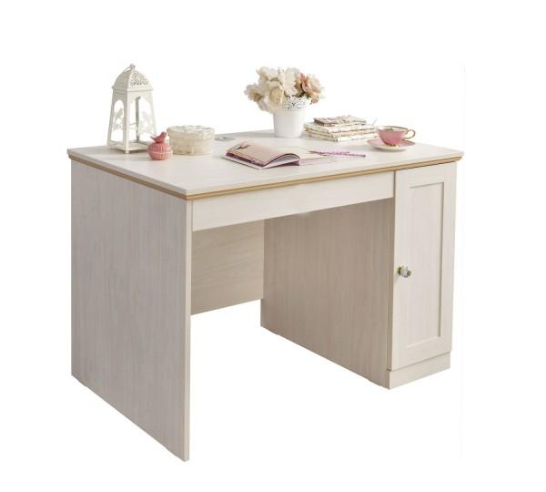 Schreibtisch FLOW creme