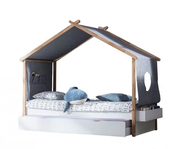 Dreambett HOUSE mit Gästebett, 90x200cm