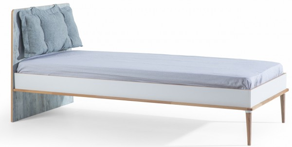 AQUASI Bett 90x200cm inkl. Rost