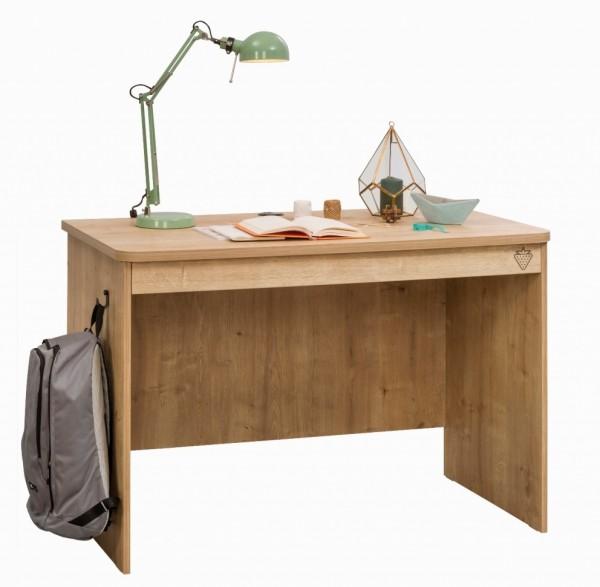 Schreibtisch MOCHA natur Holzoptik
