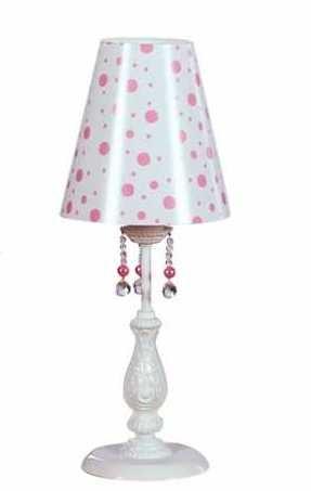 PRINCESS rosa Tischleuchte