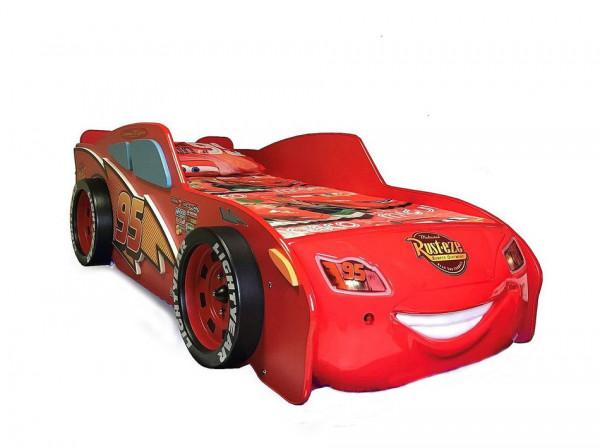 Cars Kinder Autobett Disney mit Rost und Matratze