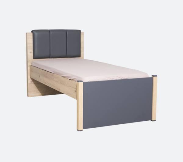 Kinderbett COOL mit Bettschubkasten, 90x200cm
