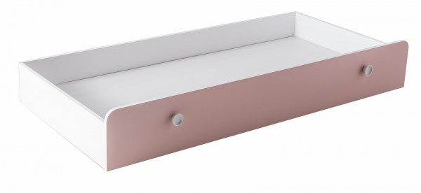 Babybett Bettschubkasten (80x170cm) BABYPINK