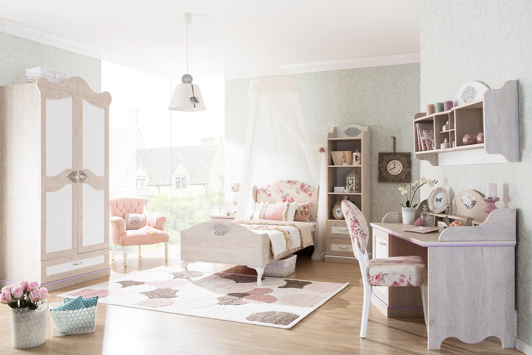 Kinderzimmer ballerina f r m dchen online kaufen zum guten for Jugend kinderzimmer
