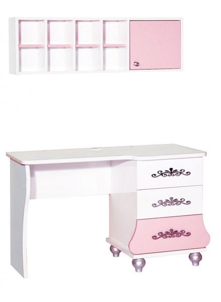 Schreibtisch ANASTASIA rosa