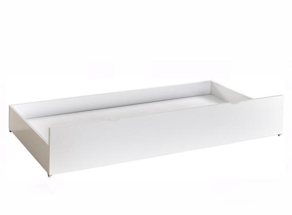 Anastasia Bettschubkasten Gästebett 90x190cm weiß