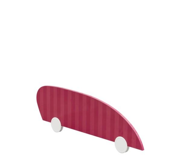 Safetybar Absturzsicherung SWEETY in rot