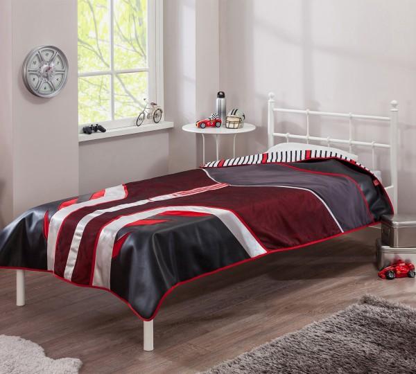 Tagesdecke-SET BIPOWER für 90/100 Betten bzw. Autobetten
