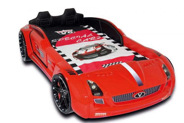 Autobett Roadster Sport rot