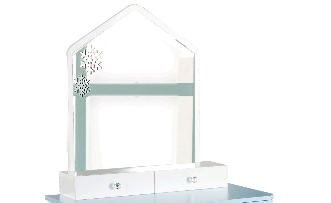 spiegel frozen traum. Black Bedroom Furniture Sets. Home Design Ideas
