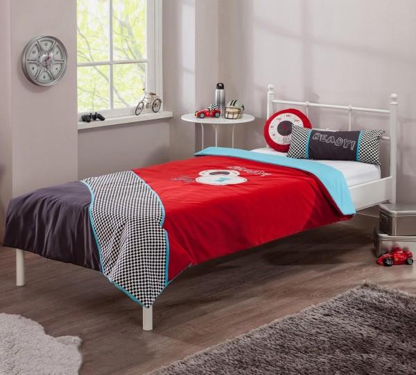 Tagesdecke-Set SPEED 3-tlg. 90/100er Betten bzw. Autobetten
