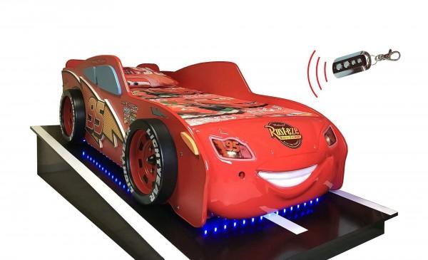 Autobett CARS MODIFY FULL Version Fernbedienung, Soundsystem, Unterbodenbeleuchtung