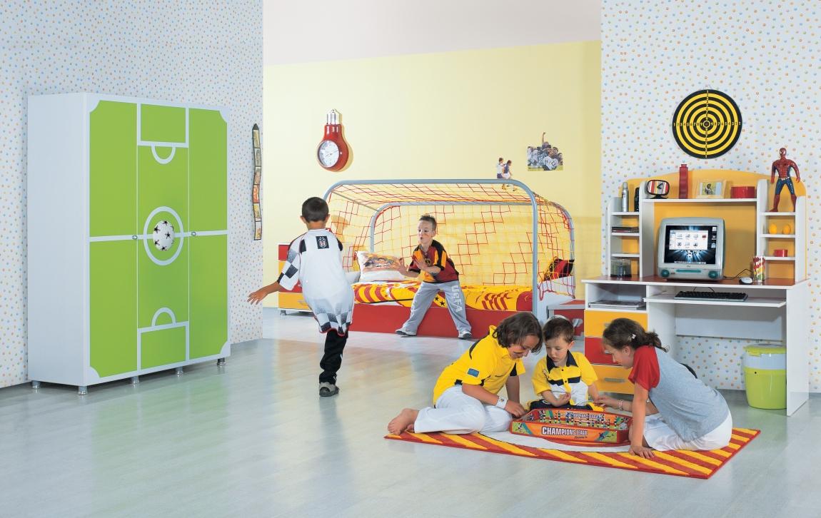 Jugendzimmer für jungs fußball  Jugendzimmer Ideen Jungs: Voleo das möbel jugendzimmer: moebel ...