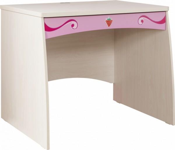Schreibtisch PRINCESS SL rosa