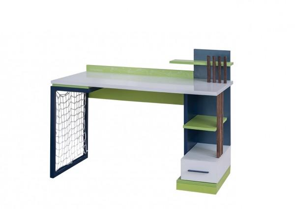 Schreibtisch Legend Weißgrün Traum Möbelcom