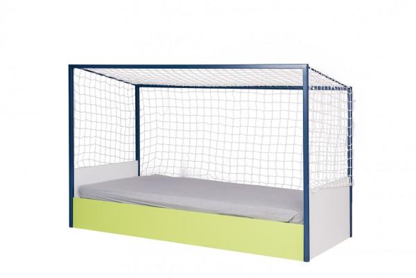 FUSSBALL Torbett 90x200cm inkl. Rost