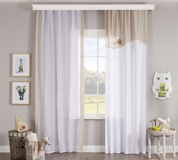 Vorhang BABYNATURA 160x260cm