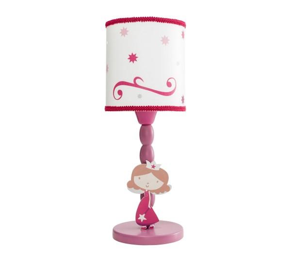 Tischleuchte Princess pink