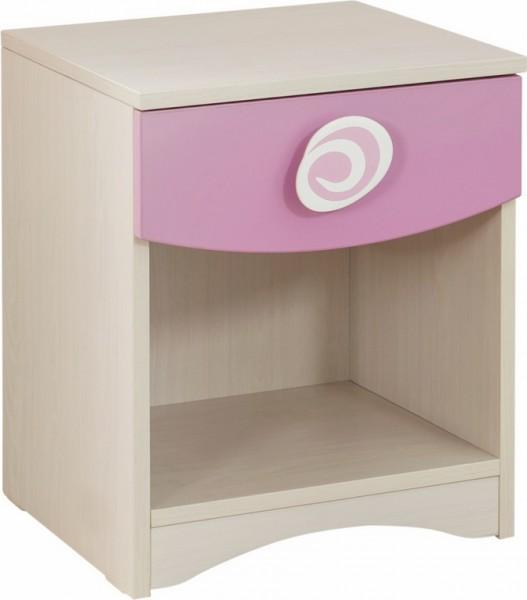 Nachtkonsole PRINCESS pink